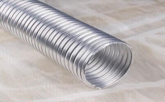 铝质排风管455
