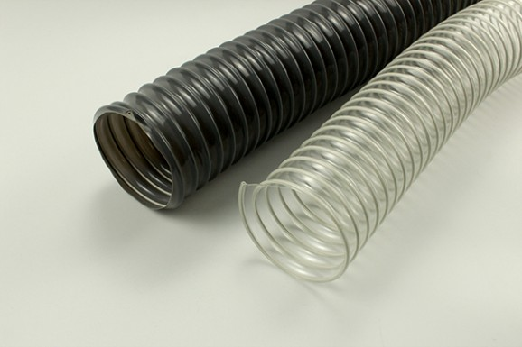 PVC透明钢丝软管711